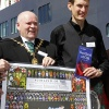Provost of Greenock with Scotland of Old Map