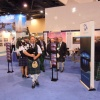 Piper drawing the crowds in during convention