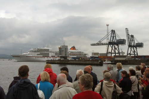 Cruise Destinations And Itineraries Cruise Glasgow Gallery - Cruise ships at greenock