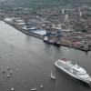 MV Europa leading Parade of Sail
