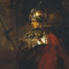 Rembrandt's Man in Armour
