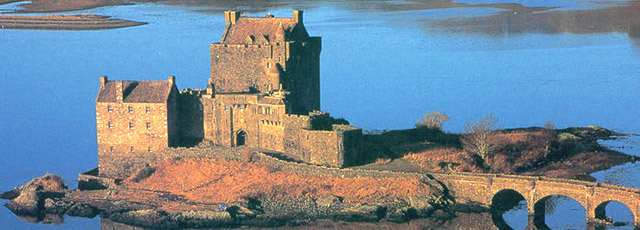 Lead image for Castles and Robert Burns page