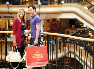 Lead image for Shopping in Glasgow page