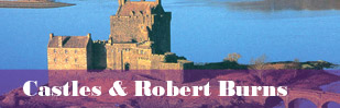 Castles and Robert Burns